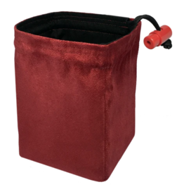 Red King Co. Classic Dice Bag - Red