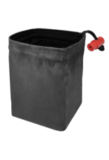 Dice Red King Co. Classic Dice Bag - Gray