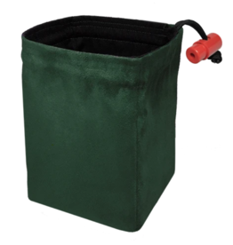 Dice Red King Co. Classic Dice Bag - Green