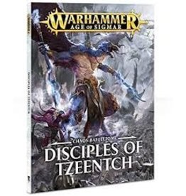 Age of Sigmar BattleTome: Disciples of Tzeentch SC