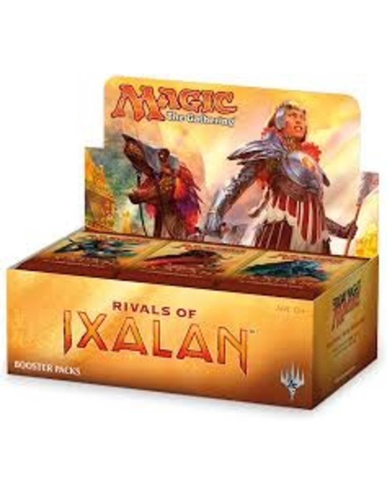 Magic Rivals of Ixalan Booster Box