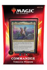 Magic Ikoria: Commander: Timeless Wisdom [Gavi, Nest Warden]