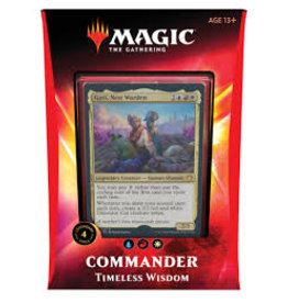 Magic Ikoria: Commander: Timeless Wisdom [Gavi, Nest Warden]