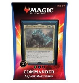 Magic Ikoria: Commander: Arcane Maelstrom [Kalamax, the Stormsire]