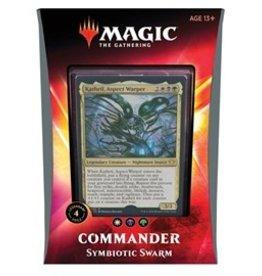 Magic Ikoria: Commander: Symbiotic Swarm [Kathril, Aspect Warper]