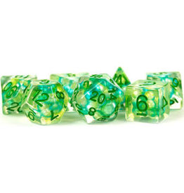 Dice 7-Set Pearl SFgr