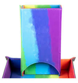Dice Dice Tower: Fold Up Velvet WC RBW