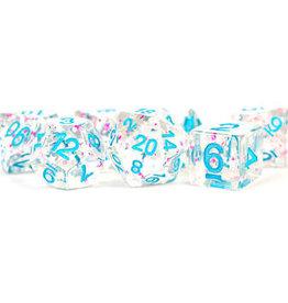 Dice 7-Set: Confetti CL PKBUbu