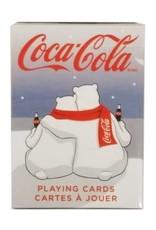 US Playing Card Co. Coke Polar Bears 2018