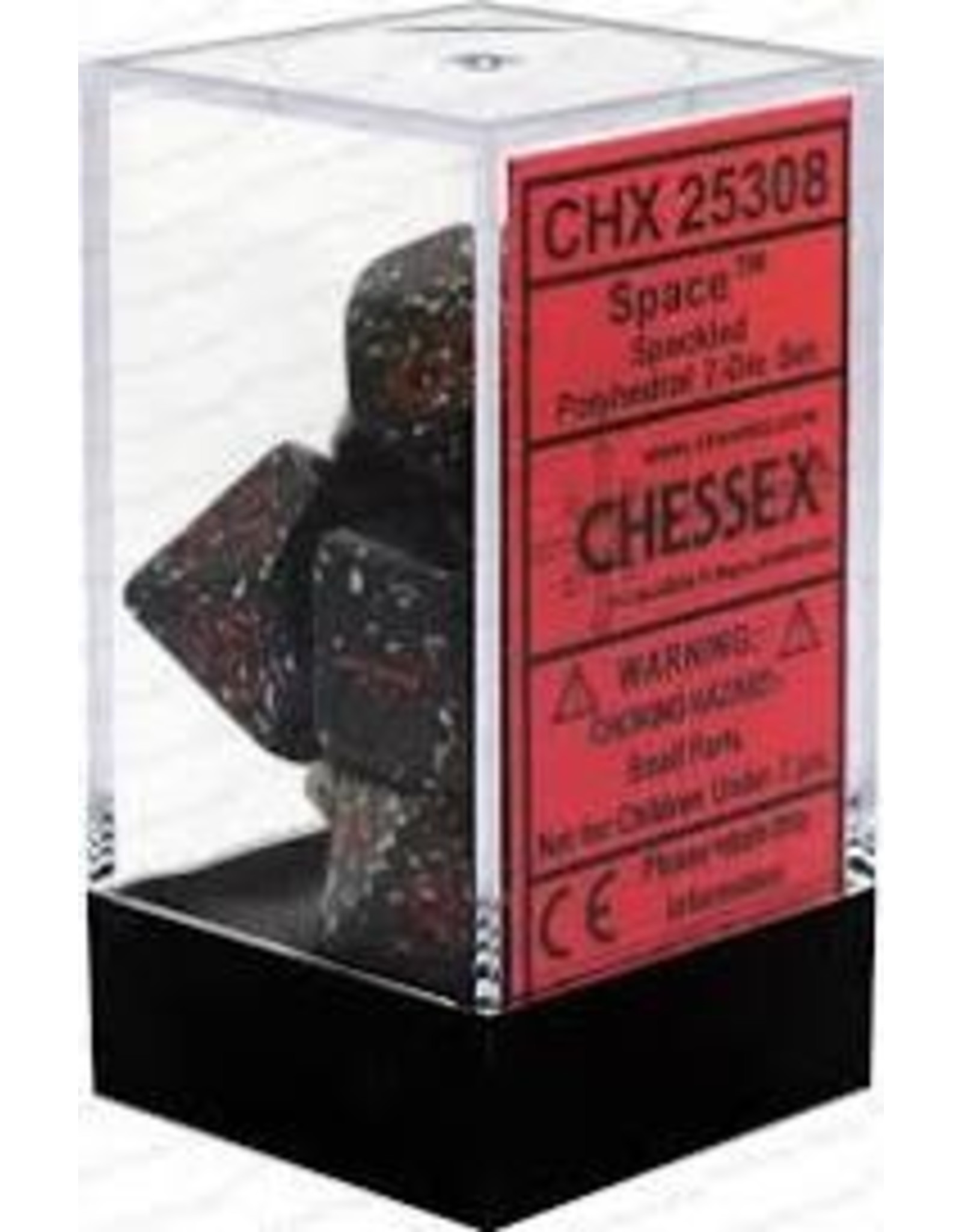 Chessex 7-Set Polyhedral Space