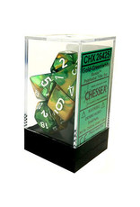 Chessex 7-Set Polyhedral CubeGemini GDG