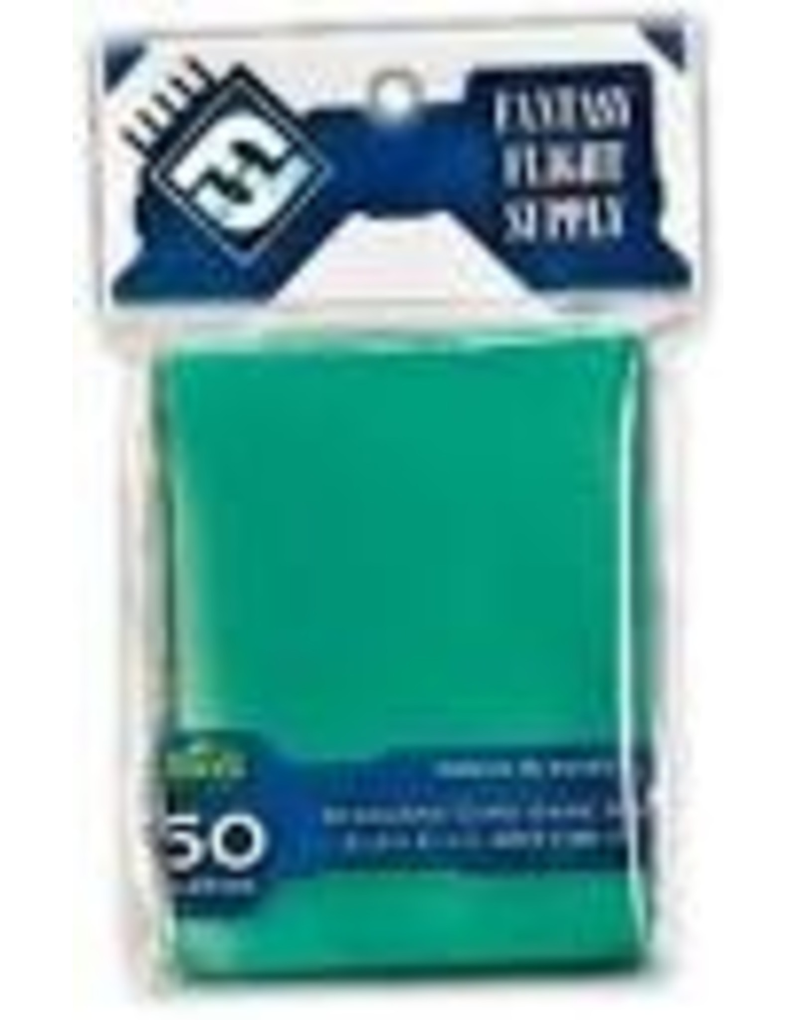 Fantasy Flight Games Sleeves: Green (50)