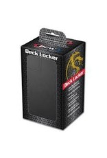 BCD Deck Box: Deck Locker: LX BK