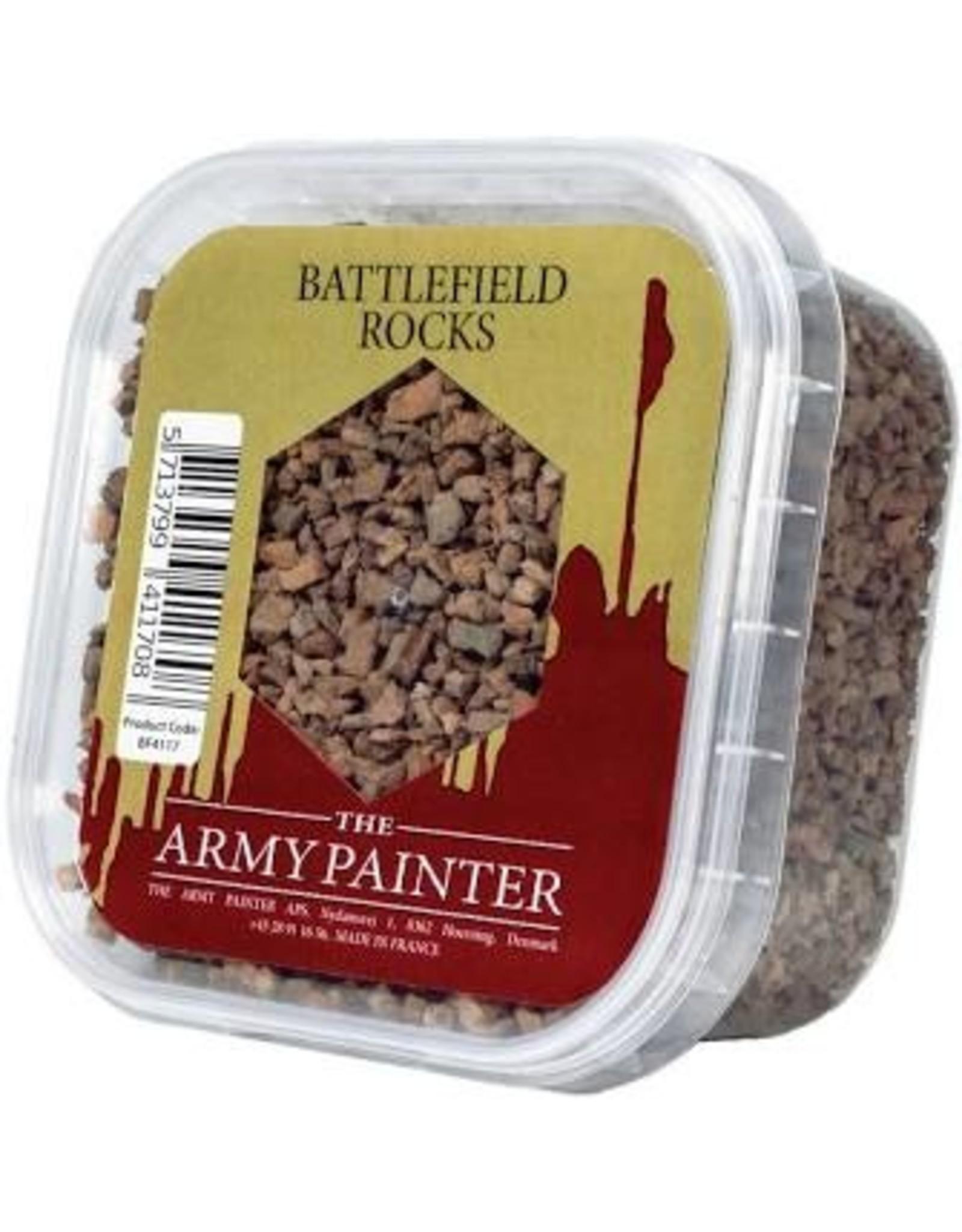 Army Painter Battlefield Rocks Basing