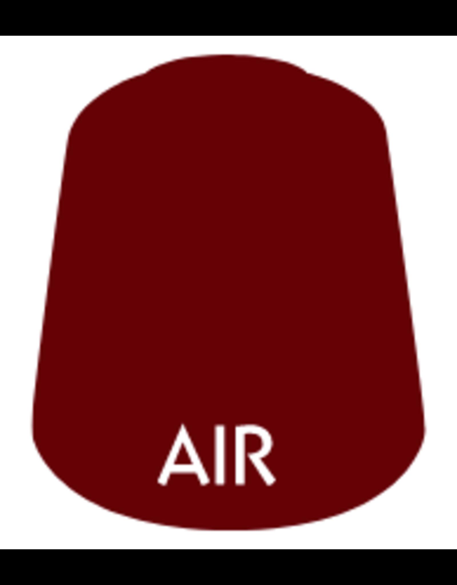 Citadel Citadel Paints: Air - Khorne Red