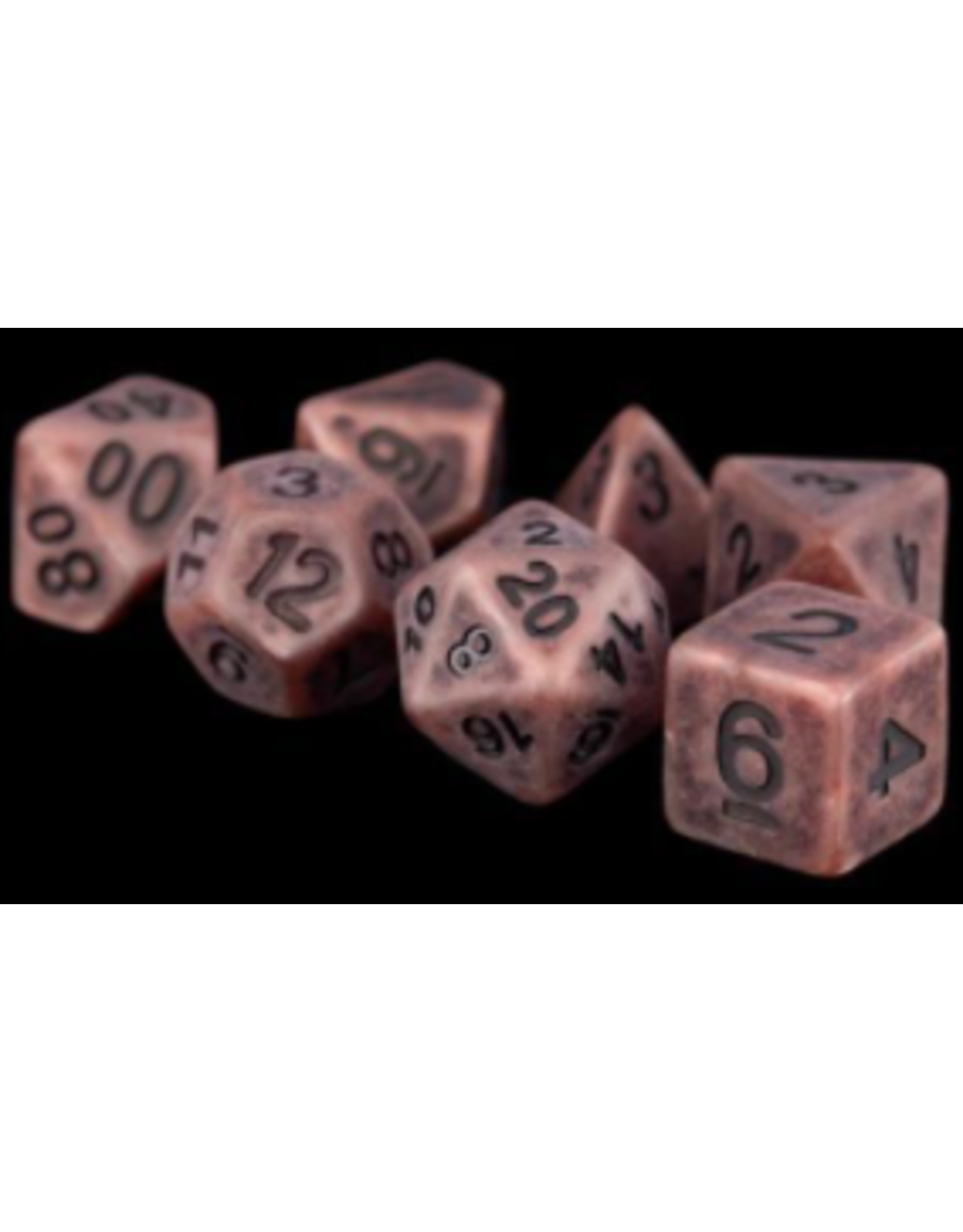 Dice 7-Set: 16mm: Ancient CPbk