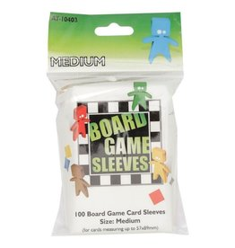 Medium Board Game Sleeves 2.25in x 3.5in (100)