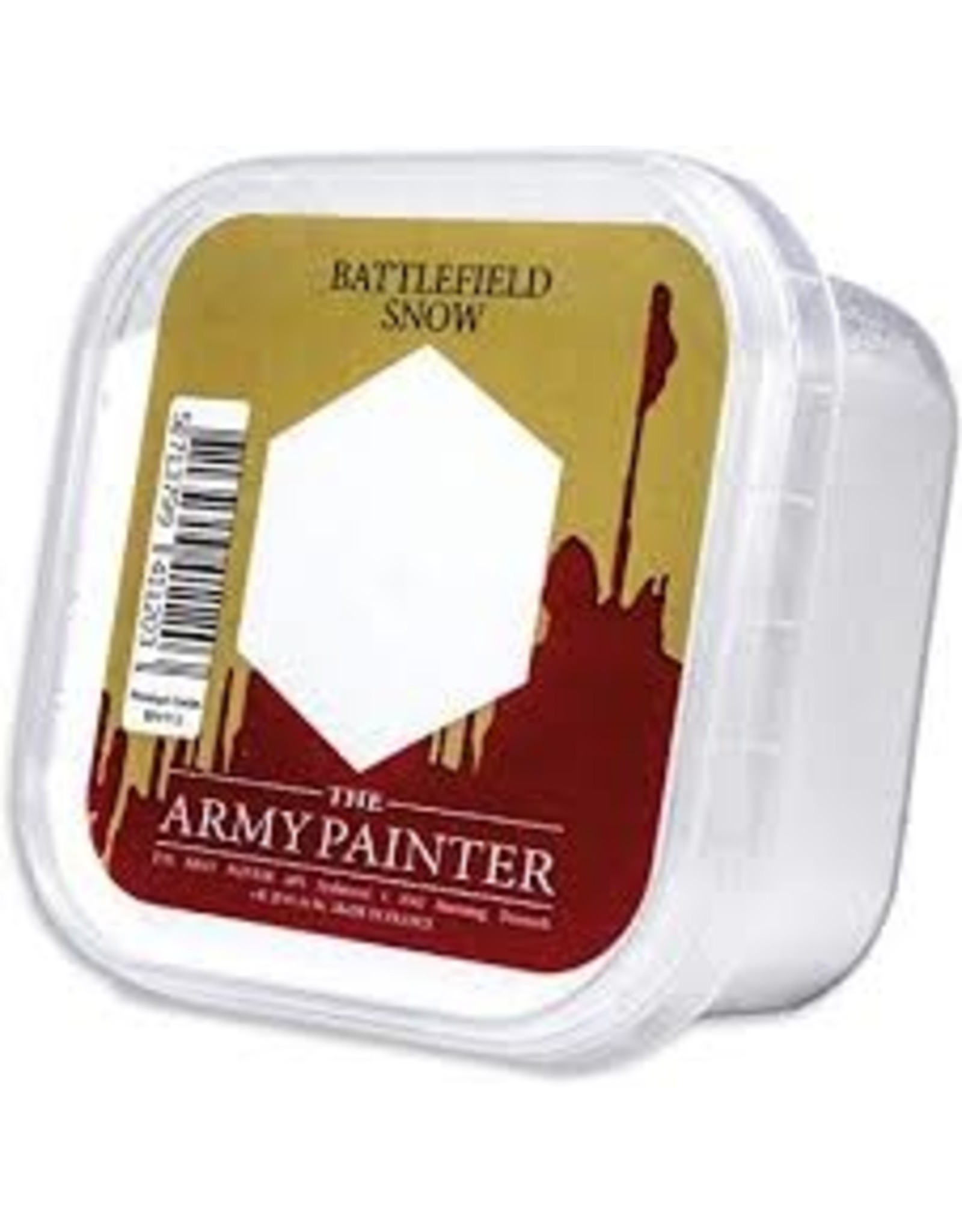 Army Painter Battlefield Snow Basing