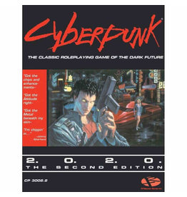 Role Playing Cyberpunk 2020: Core Rulebook