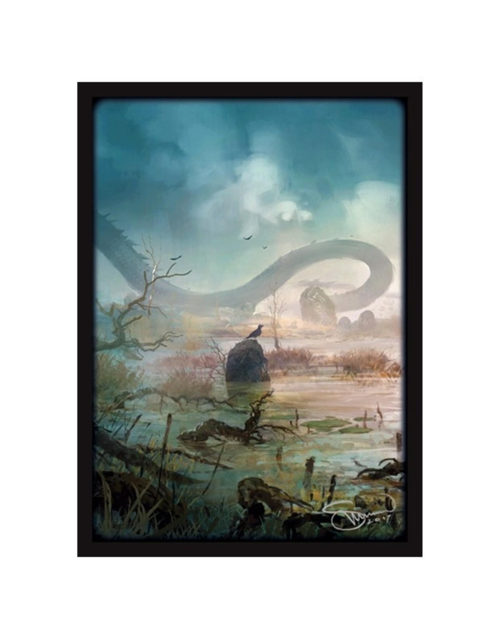 Legion DP: Lands Swamps (50)