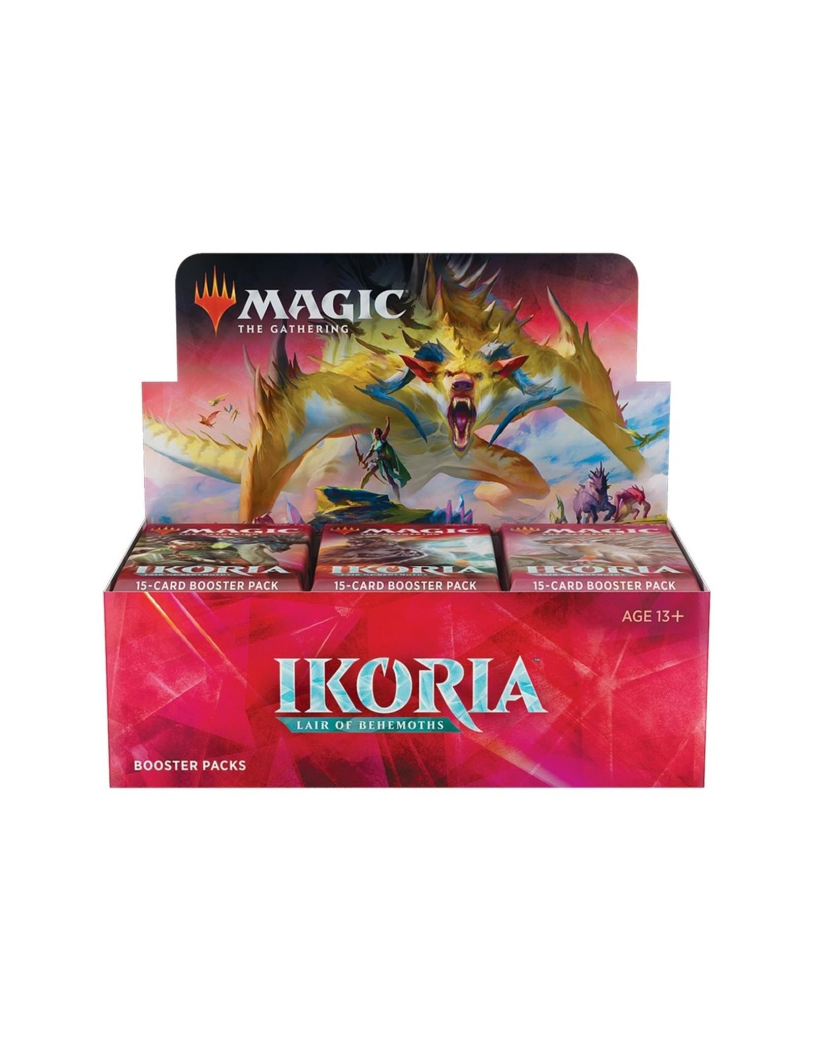 Magic MtG: Ikoria Booster Box
