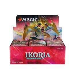 Magic MTG Ikoria Lair of Behemoths Draft Booster Display Box