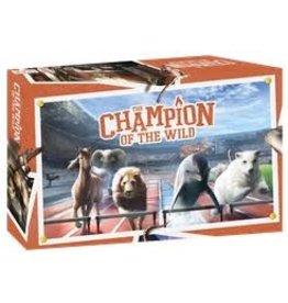 kickstarter The Champion of the Wild