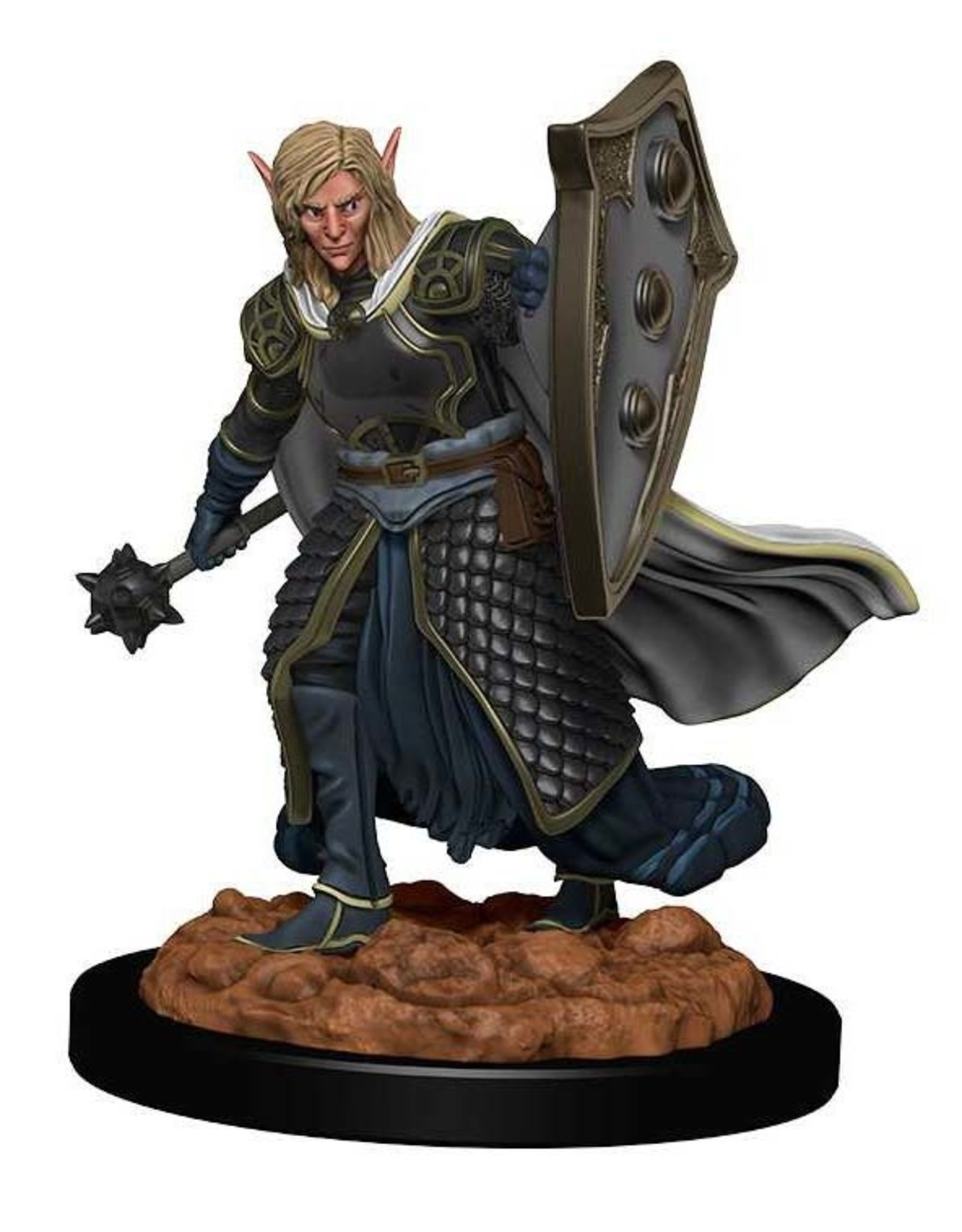 Wiz Kids WizKids: W2 Elf Male Cleric