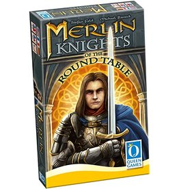 Queens Games Merlin: Knights of the Round Table