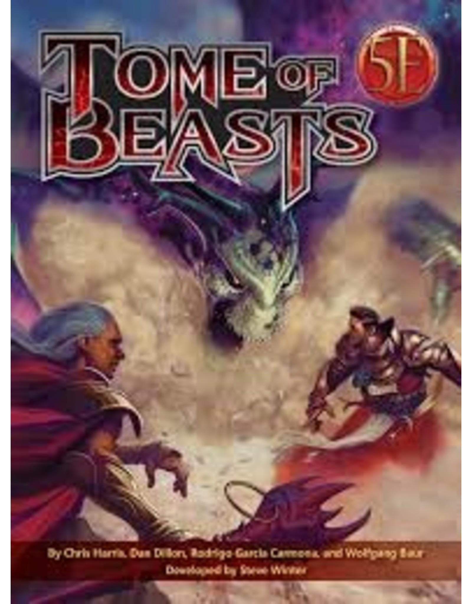 Kobold Press 5E: Tome of Beasts