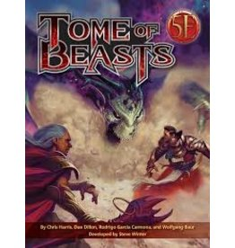 Kobold Press 5E: Tome of Beasts