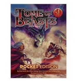 Kobold Press 5E: Tome of Beasts PE