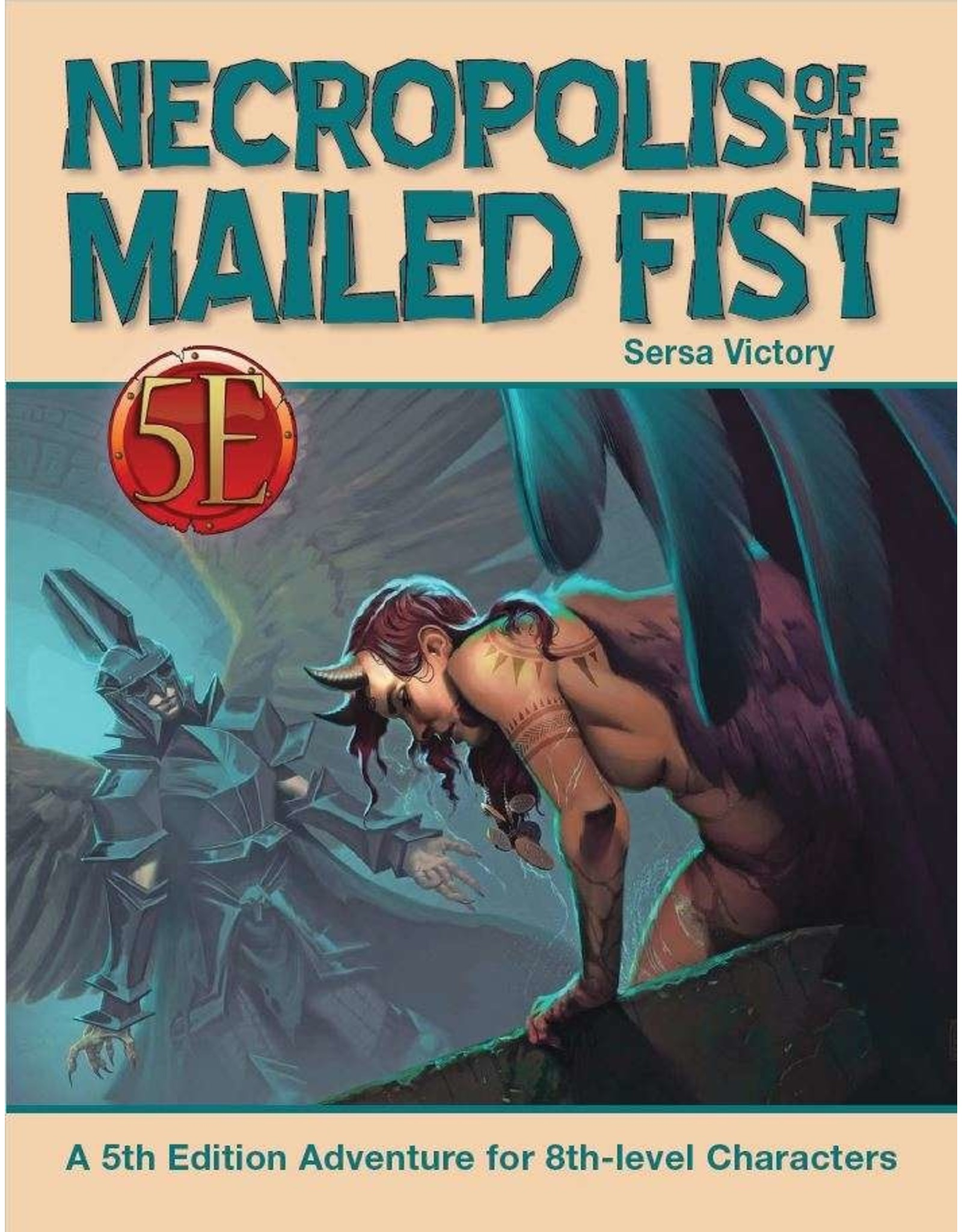 Kobold Press Necropolis of the Mailed Fist