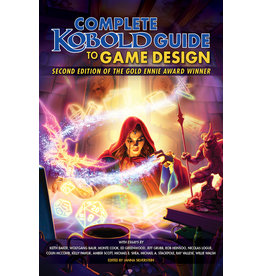 Kobold Press Kobold: The Complete Guide to Game Design