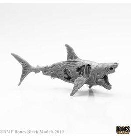 Reaper Bones Black: Zombie Shark