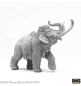 Reaper Bones Black: Pygmy Mammoth