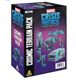 Asmodee Marvel: Crisis Protocol - Cosmic Terrain Pack