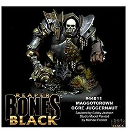 Reaper Bones Black: Maggotcrown Ogre Juggernaut