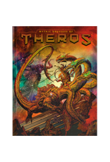 Dungeons & Dragons D&D 5E: Mythic Odysseys of Theros - Alternate Cover