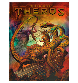 D&D 5E: Mythic Odysseys of Theros - Alternate Cover (Pre Order)
