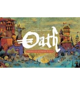Leder Games Oath: Chronicles of Empire and Exile (Kickstarter Edition)