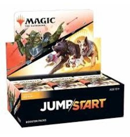 Magic the Gathering CCG: Jumpstart Booster Box (24) (Pre Order)