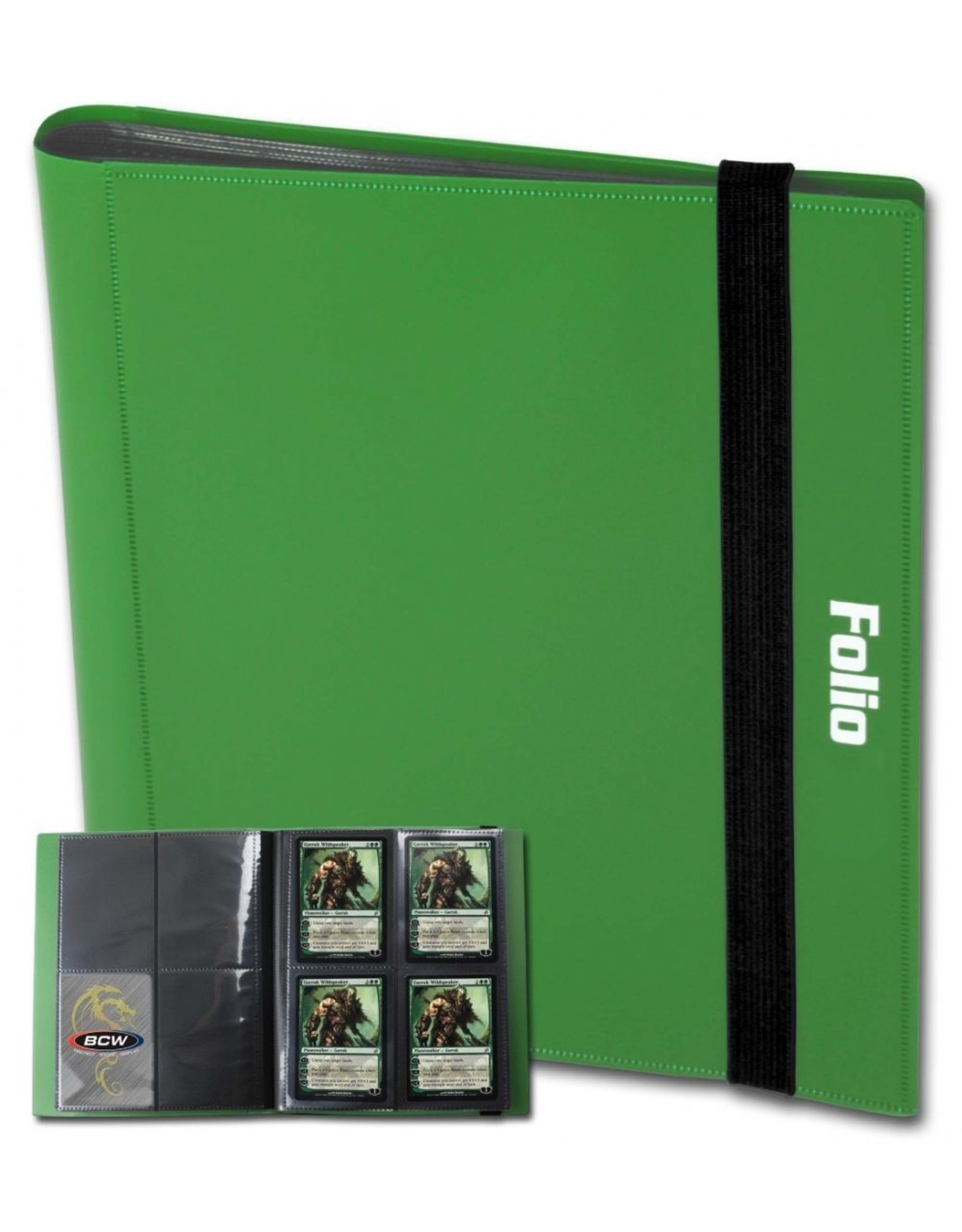 BCD Binder: Pro-Folio 4pkt: GR