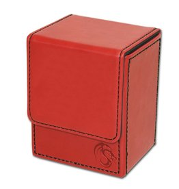 BCD Deck Box: Deck Case: LX RD