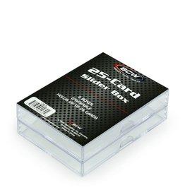 BCD Box: 2pc Slider 25 CL