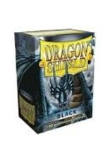 Dragon Shield: Black (100)