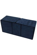 Ultra Pro Deck Box: Alcove Vault: Suede: Sapph