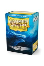 Dragon Shield: (100) Classic Blue