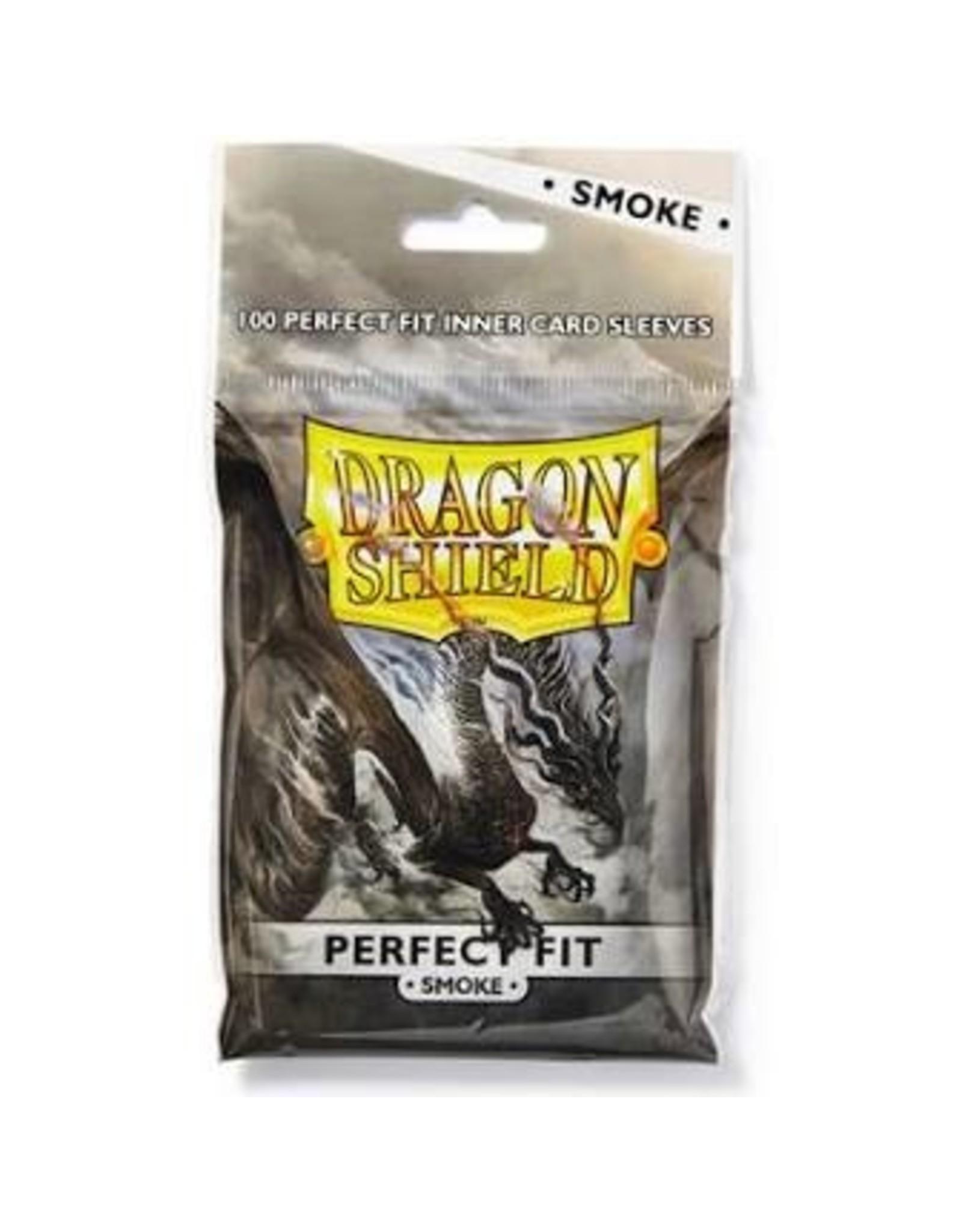 Dragon Shield: Perfect Fit: Smoke (100)