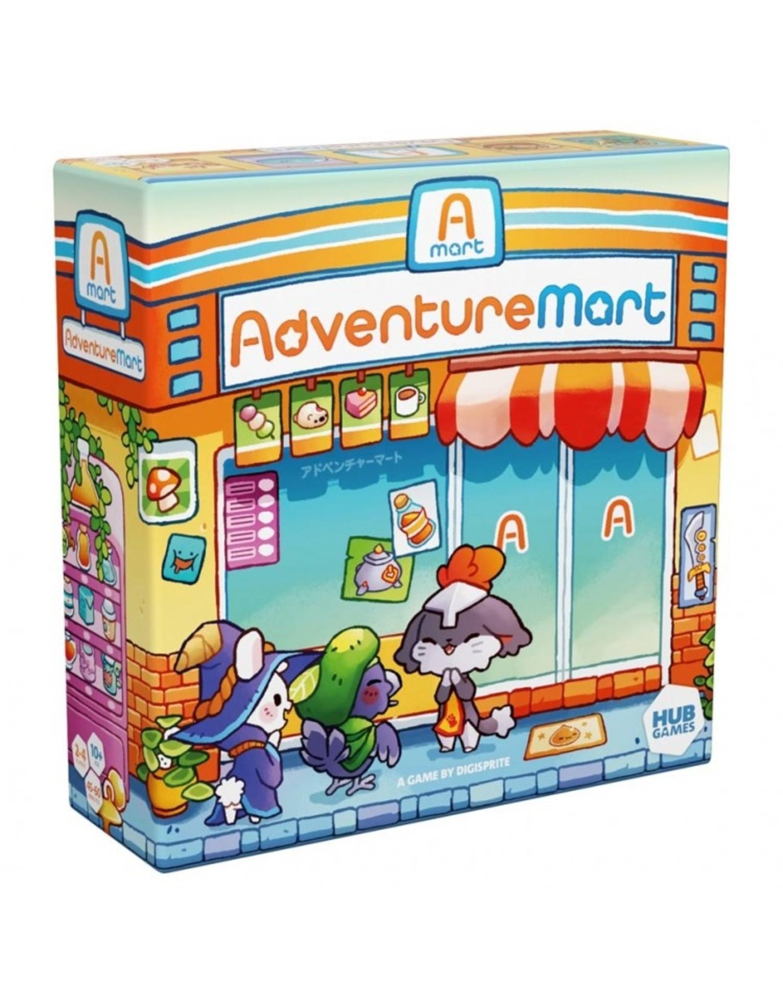 Asmodee Adventure Mart